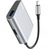 مبدل USB-C به USB 3.0/HDMI باسئوس مدل BS-UC22