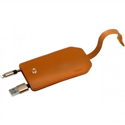 کابل تبدیل USB به لایتنینگ باسئوس مدل Rope به طول 0.20 متر