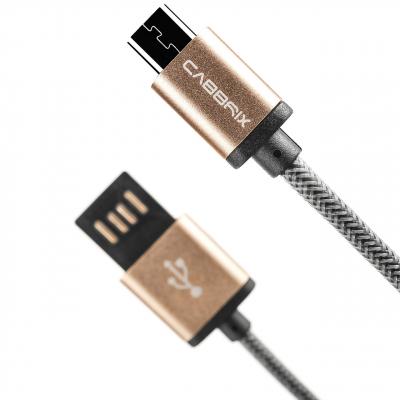 کابل microUSB به USB دو طرفه کابریکس به طول 2 متر