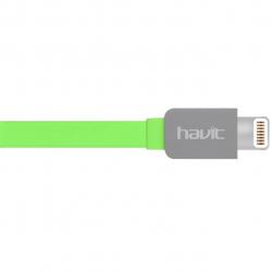 کابل تبدیل USB به لایتنینگ هویت مدل HV-CB529 به طول 1 متر