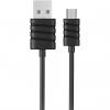 کابل تبدیل USB به microUSB آی واک مدل CST003M طول 1 متر