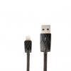 کابل تبدیل USB به لایتنینگ راک مدل Stainless Steel-Alloy طول 1 متر