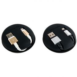 کابل تبدیل USB به لایتنینگ اینزگزایل مدل Zynk به طول 1 متر