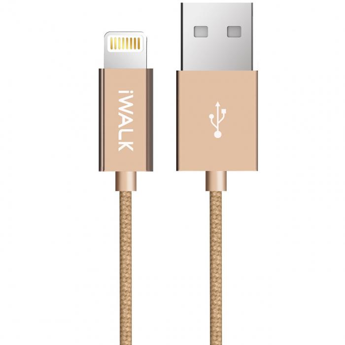 کابل تبدیل USB به لایتنینگ آی واک مدل CSS003L به طول 1 متر