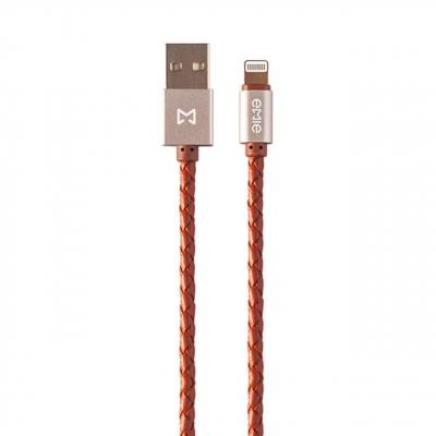 کابل تبدیل USB به لایتنینگ امی مدل Data Line Orange یک متر