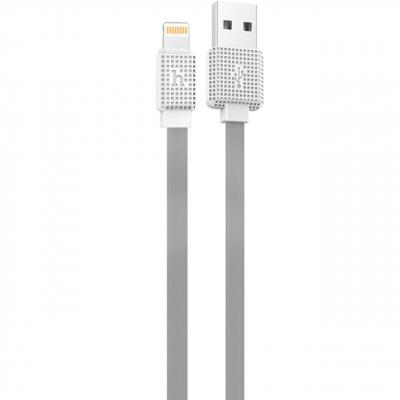 کابل تبدیل USB به لایتنینگ هوکو مدل UPL18 Waffle به طول 200 سانتی متر