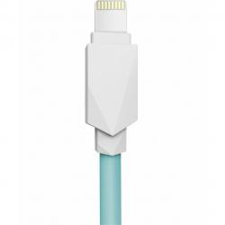 کابل تبدیل USB به لایتنینگ هویت مدل HV-CB601X به طول 1 متر