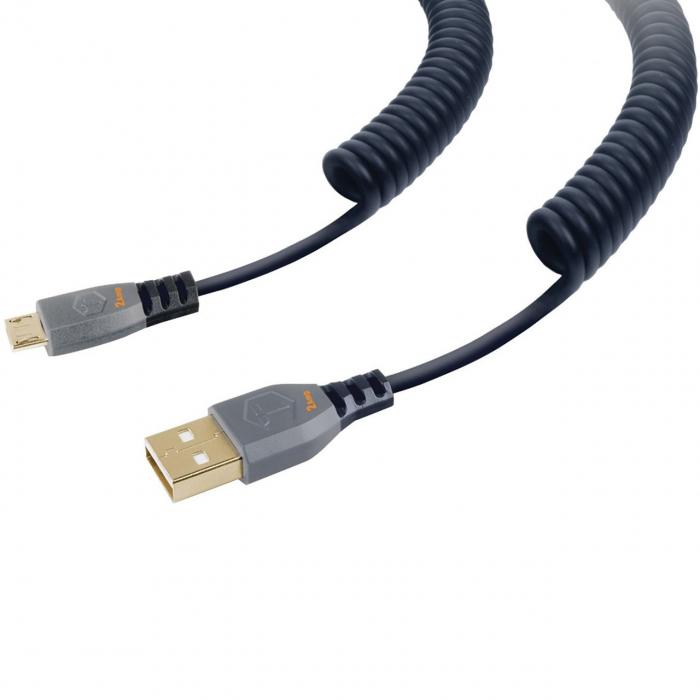 کابل تبدیل USB به microUSB تاف تستد مدل TT-CC10 به طول 3 متر