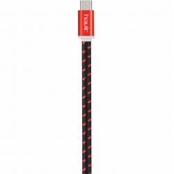 کابل تخت تبدیل USB به microUSB هویت مدل HV-CB631 به طول 1 متر
