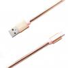 کابل تبدیل USB به microUSB دالش مدل DLS-CA110 به طول 1 متر