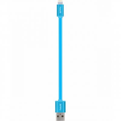 کابل تخت تبدیل USB به لایتنینگ هویت مدل HV-CB568 به طول 0.18 متر