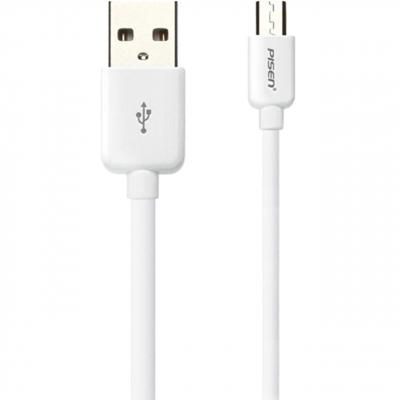 کابل تبدیل USB به microUSB پایزن مدل MU01-800 به طول 0.8 متر