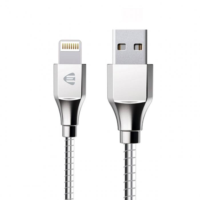کابل تبدیل USB به لایتنینگ  جلیکو مدل KS-10 طول 1 متر