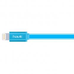 کابل تبدیل USB به لایتنینگ هویت مدل HV-CB523 به طول 1 متر