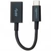 مبدلUSB-C به USB 3.1  آمازون بیسیکس مدل L6LUC021-CS-R  طول 0.13 متر