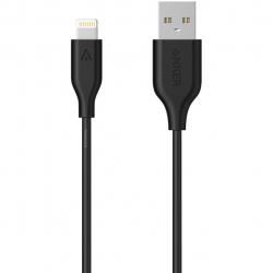 کابل تبدیل USB به لایتنینگ انکر مدل A8111 PowerLine به طول 0.9 متر