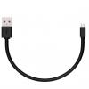 کابل تبدل USB  به MicroUSB به طول 20  سانتی متر