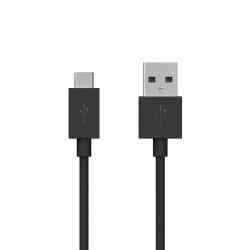 کابل تبدیل USB به microUSB اچ تی سی مدل H004 به طول ا متر