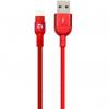 کابل تبدیل USB به لایتنینگ آدام المنتس مدل PeAK 300B به طول 3 متر
