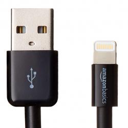 کابل تبدیل USB به لایتنینگ آمازون بیسیکس به طول 0.9 متر