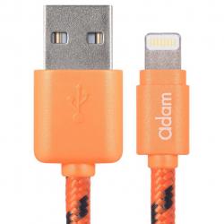 کابل تبدیل USB به لایتنینگ آدام المنتس مدل Flip 200 به طول 2 متر
