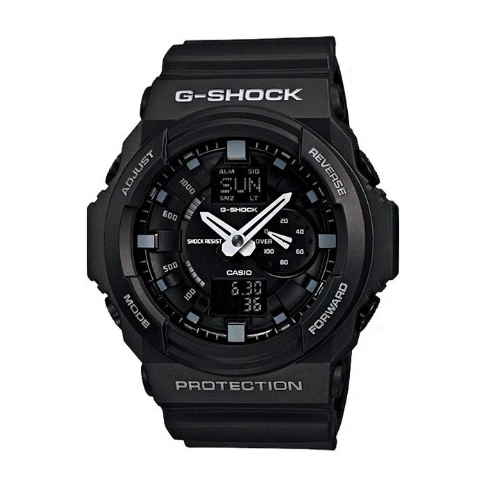 ساعت مچی عقربه ای کاسیو سری جی شاک مدل GA-150-1ADR مناسب برای آقایان