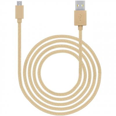 کابل تبدیل USB به microUSB جی سی پال مدل JCP6054 LINX Braided به طول 1 متر