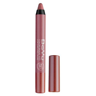 رژ لب مدادی 2 کاره بی یو مدل Color Biggie for Lip and More شماره 405 (مسی)