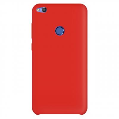 کاور سیلیکونی مناسب برای گوشی موبایل هوآوی Honor 8 Lite (مشکی)