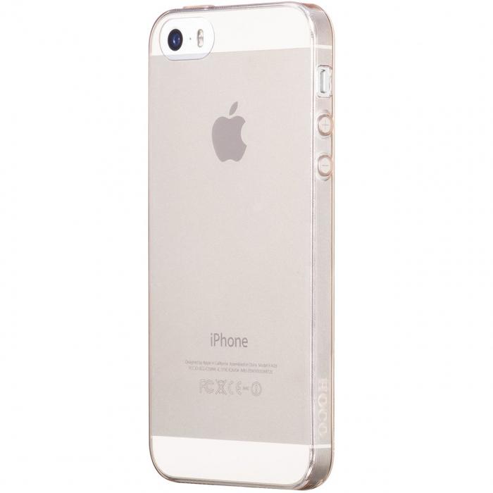 کاور هوکو مدل Light TPU مناسب برای گوشی موبایل آیفون 5/5s/SE