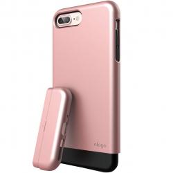 کاور الاگو مدل S7P Glide Rose Gold مناسب برای گوشی موبایل آیفون 7 پلاس