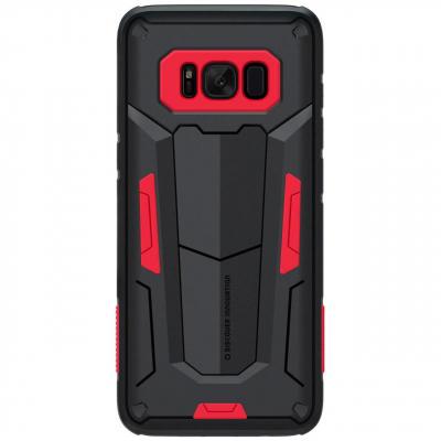 کاور نیلکین مدل Defender 2 مناسب برای گوشی سامسونگ Galaxy S8 (قرمز)
