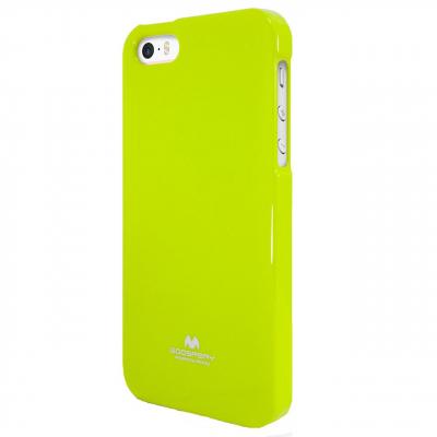 کاور ژله ای مرکوری مدل pearl  مناسب برای گوشی موبایل اپل آیفون 5/5S/SE