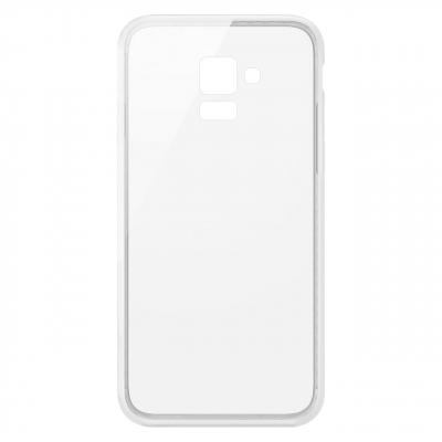 کاور بلکین مدل Clear TPU مناسب برای گوشی موبایل سامسونگ Galaxy A8 2018 (بی رنگ)