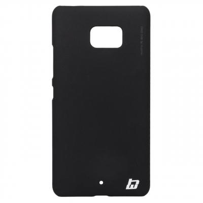 کاور هوانمین مدل Hard Case مناسب برای گوشی موبایل اچ تی سی U Ultra (مشکی)