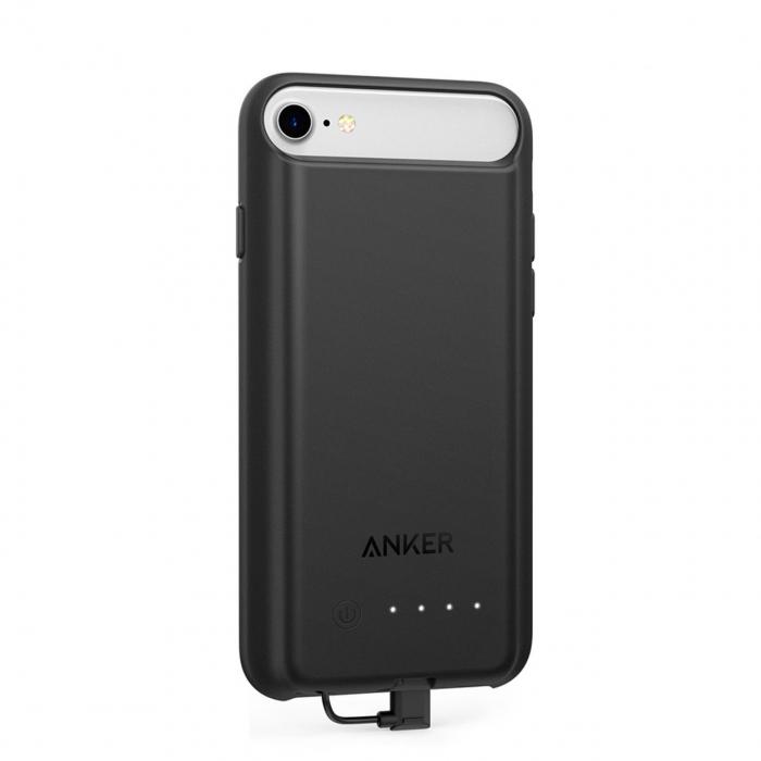 کاور شارژ انکر  مدل A1409  ظرفیت 2200 میلی آمپر ساعت مناسب برای گوشی موبایل اپل iPhone 7
