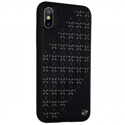 کاور نیلکین مدل Star مناسب برای گوشی موبایل اپل آیفون X (مشکی)