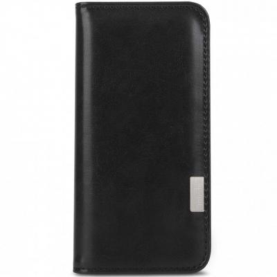 کیف کلاسوری موشی مدل Overture مناسب برای گوشی موبایل سامسونگ Galaxy S8 Plus (قهوه ای)