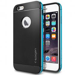 کاور اسپیگن مدل Neo Hybrid Metal مناسب برای گوشی موبایل آیفون 6/6s