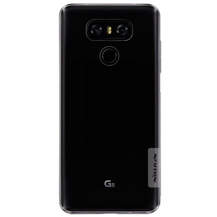 کاور نیلکین مدل N-TPU مناسب برای گوشی موبایل ال جی G6