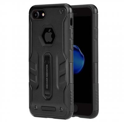 کاور نیلکین مدل Defender 4 مناسب برای گوشی موبایل آیفون 7 (مشکی)