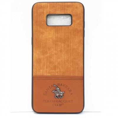 کاور سانتا باربارا مدل RUCQUET CLUB مناسب برای گوشی موبایل سامسونگ گلکسی S8