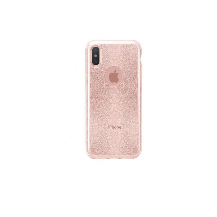 کاور افشنگ مدل Rose مناسب برای گوشی موبایل آیفون ایکس