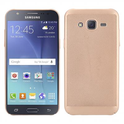 کاور مدل هاردمش مناسب برای گوشی موبایل سامسونگ Galaxy J5 Core (طلایی)