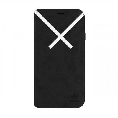 کاور آدیداس مدل TPU/ULTRA SUEDE Booklet Case مناسب برای گوشی آیفون X