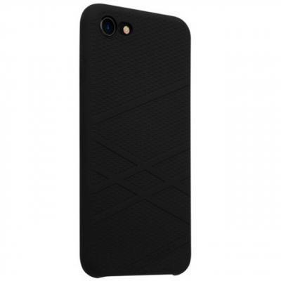 کاور سیلیکونی مدل Flex Liquid مناسب برای گوشی موبایل آیفون 8