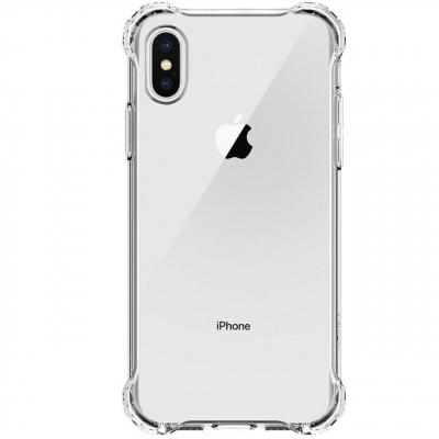 کاور اسپیگن مدل Rugged Crystal مناسب برای گوشی موبایل آیفون X