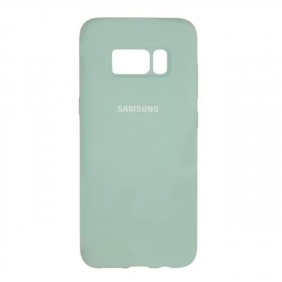 کاور سیلیکونی سومگ مناسب برای گوشی سامسونگ Galaxy S8 (بنفش)