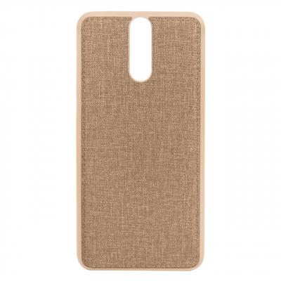 کاور اس ویو مدل Cloth مناسب برای گوشی موبایل هواوی Mate 10 Lite/Nova 2i (کرم)