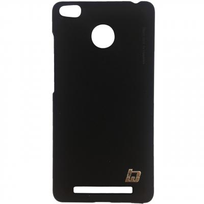کاور هوانمین مدل Hard Case مناسب برای گوشی موبایل شیاومی Redmi 3 Pro (مشکی)